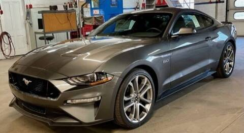 2021 Ford Mustang for sale at Reinecke Motor Co in Schuyler NE