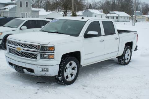 2014 Chevrolet Silverado 1500 for sale at MARK CRIST MOTORSPORTS in Angola IN