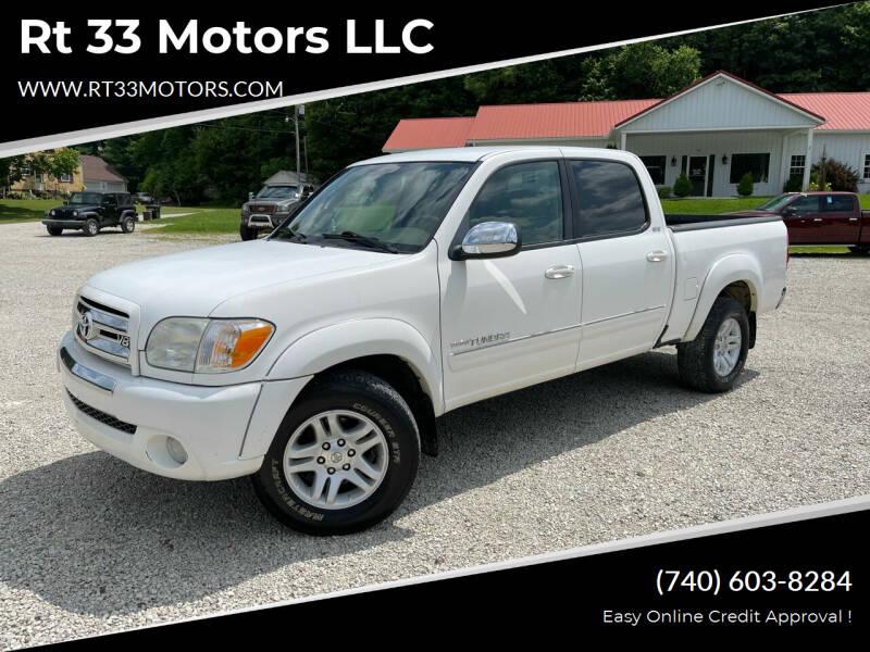 2006 Toyota Tundra for sale at Rt 33 Motors LLC in Rockbridge OH