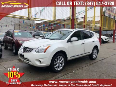 2011 Nissan Rogue for sale at Raceway Motors Inc in Brooklyn NY