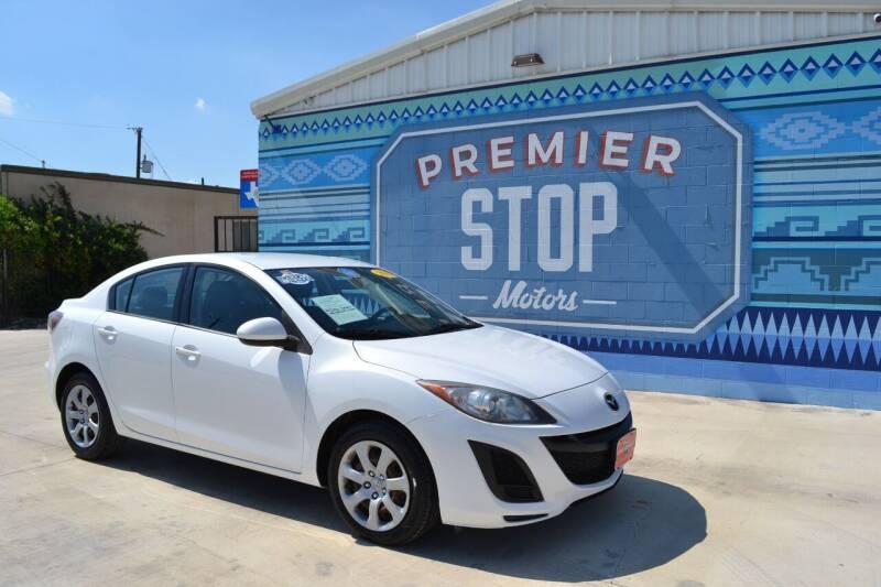 2010 Mazda MAZDA3 for sale at PREMIER STOP MOTORS LLC in San Antonio TX
