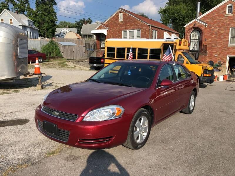 2008 Chevrolet Impala for sale at Kneezle Auto Sales in Saint Louis MO
