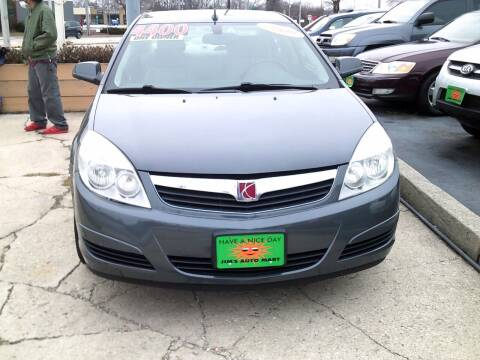2009 Saturn Aura for sale at JIMS AUTO MART INC in Milwaukee WI