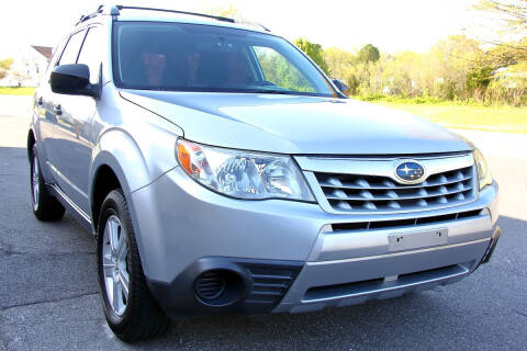 2012 Subaru Forester for sale at Prime Auto Sales LLC in Virginia Beach VA