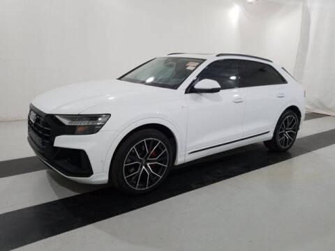 2019 Audi Q8 for sale at DeluxeNJ.com in Linden NJ