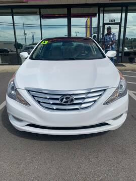 2013 Hyundai Sonata for sale at Kinston Auto Mart in Kinston NC