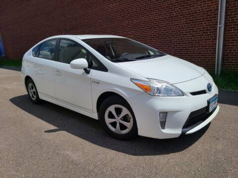 2013 Toyota Prius for sale at Minnesota Auto Sales in Golden Valley MN