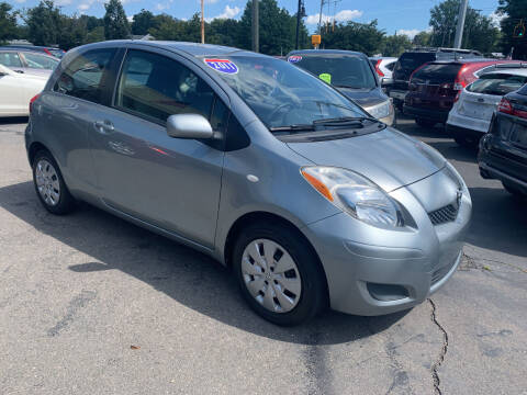 2011 Toyota Yaris for sale at CAR CORNER RETAIL SALES in Manchester CT