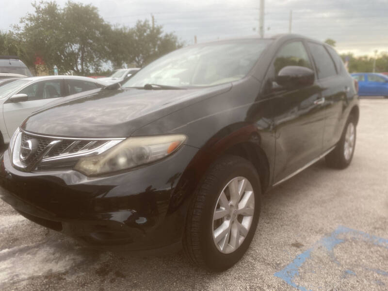 2012 Nissan Murano for sale at Coastal Auto Ranch, Inc. in Port Saint Lucie FL