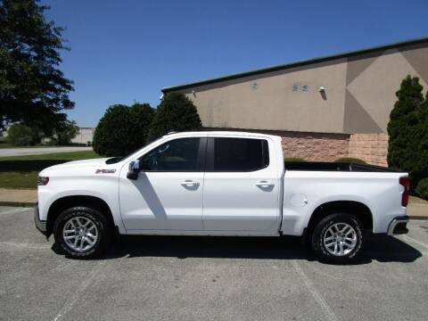 2020 Chevrolet Silverado 1500 for sale at JON DELLINGER AUTOMOTIVE in Springdale AR