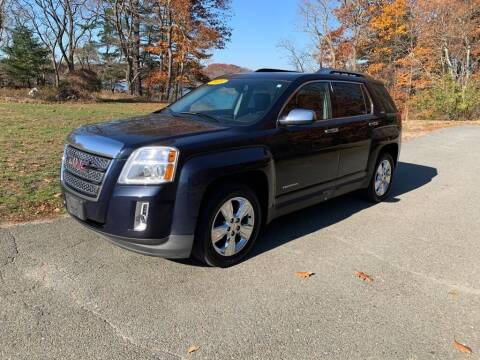 2015 GMC Terrain for sale at Elite Pre-Owned Auto in Peabody MA