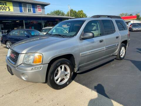 2004 GMC Envoy XL for sale at Wise Investments Auto Sales in Sellersburg IN