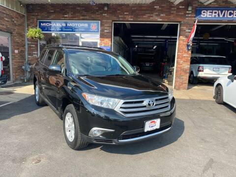 2013 Toyota Highlander for sale at Michaels Motor Sales INC in Lawrence MA