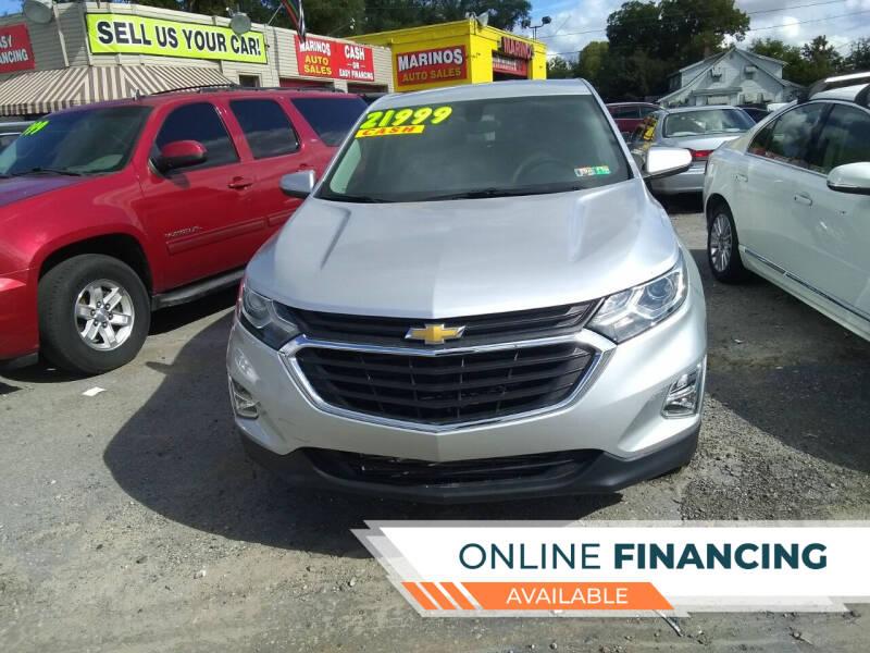 2019 Chevrolet Equinox for sale at Marino's Auto Sales in Laurel DE