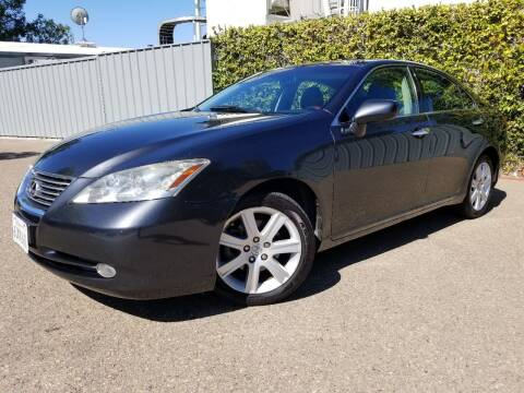 2009 Lexus ES 350 for sale at San Diego Auto Solutions in Escondido CA