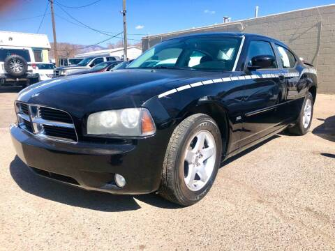 2010 Dodge Charger for sale at Top Gun Auto Sales, LLC in Albuquerque NM