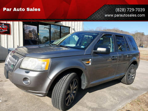 2008 Land Rover LR2 for sale at Par Auto Sales in Lenoir NC