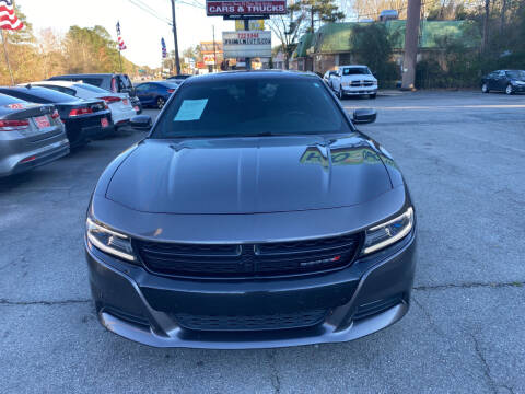 2015 Dodge Charger for sale at J Franklin Auto Sales in Macon GA