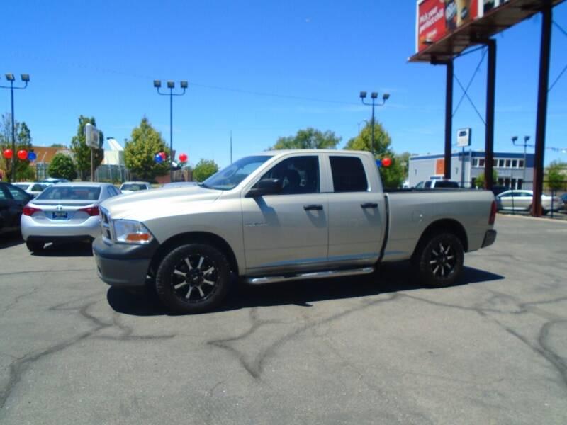 2010 Dodge Ram Pickup 1500 for sale at Smart Buy Auto Sales in Ogden UT