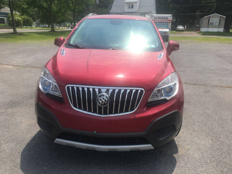 2013 Buick Encore for sale at K B Motors in Clearfield PA