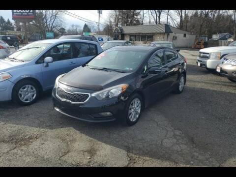 2014 Kia Forte for sale at Colonial Motors in Mine Hill NJ