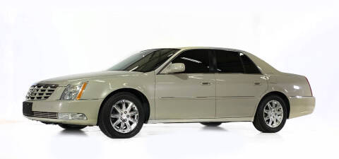2010 Cadillac DTS for sale at Houston Auto Credit in Houston TX