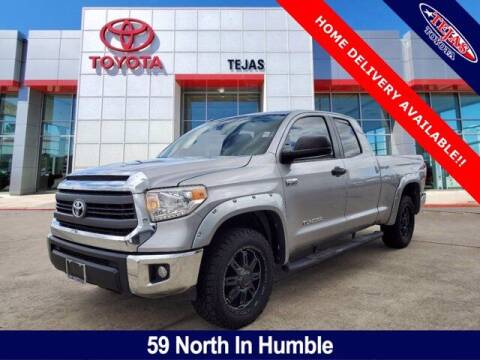 2015 Toyota Tundra for sale at TEJAS TOYOTA in Humble TX