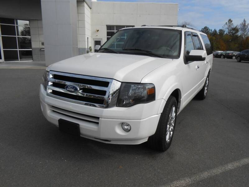 2011 Ford Expedition EL for sale at Auto America in Monroe NC