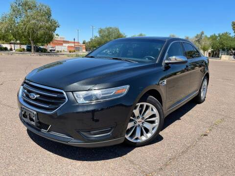 2015 Ford Taurus for sale at DR Auto Sales in Glendale AZ