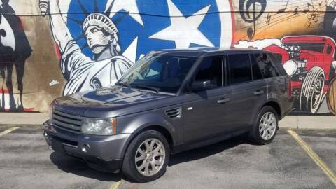 2009 Land Rover Range Rover Sport for sale at G T Auto Group in Goodlettsville TN