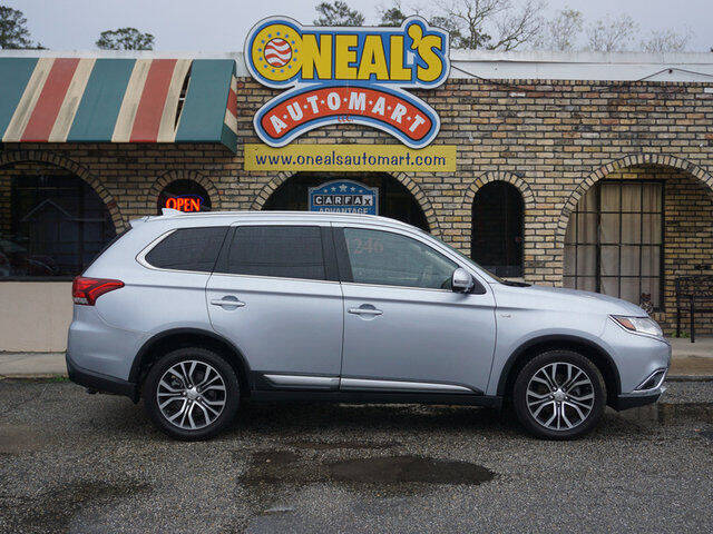 2017 Mitsubishi Outlander for sale at Oneal's Automart LLC in Slidell LA