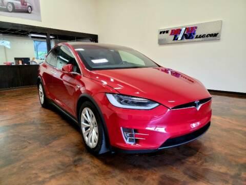 2018 Tesla Model X for sale at Driveline LLC in Jacksonville FL