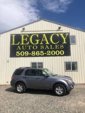 2008 Ford Escape Hybrid for sale at Legacy Auto Sales in Toppenish WA