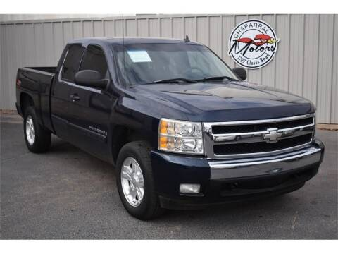 2007 Chevrolet Silverado 1500 for sale at Chaparral Motors in Lubbock TX