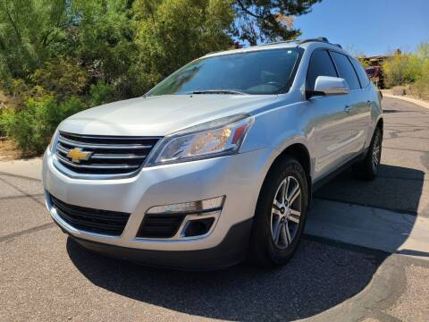 2015 Chevrolet Traverse for sale at BUY RIGHT AUTO SALES in Phoenix AZ