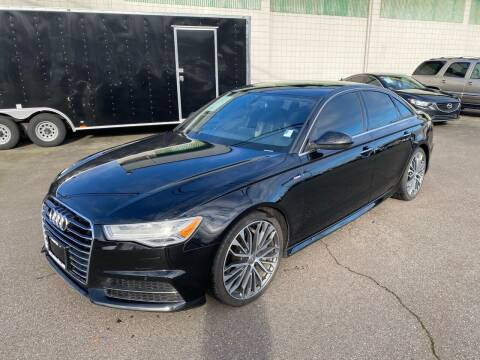 2018 Audi A6 for sale at Vista Auto Sales in Lakewood WA