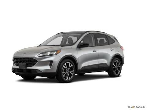 2021 Ford Escape Hybrid for sale at Greenway Automotive GMC in Morris IL