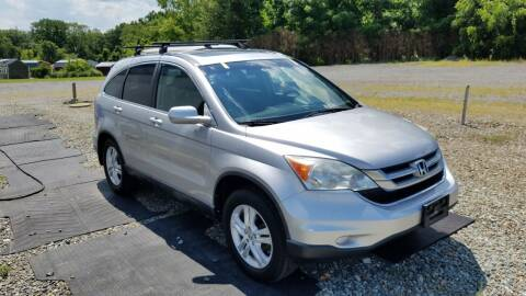 2011 Honda CR-V for sale at Oxford Motors Inc in Oxford PA