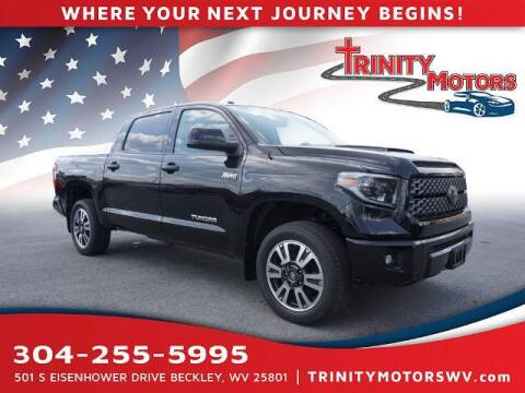 2019 Toyota Tundra for sale at Trinity Motors in Beckley WV