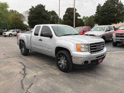 2012 GMC Sierra 1500 for sale at WILLIAMS AUTO SALES in Green Bay WI
