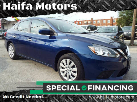 2018 Nissan Sentra for sale at Haifa Motors in Philadelphia PA