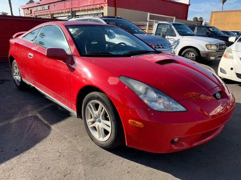 2000 Toyota Celica for sale in Chula Vista, CA