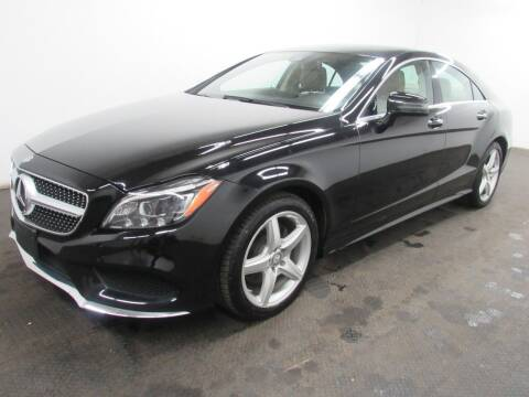2016 Mercedes-Benz CLS for sale at Automotive Connection in Fairfield OH