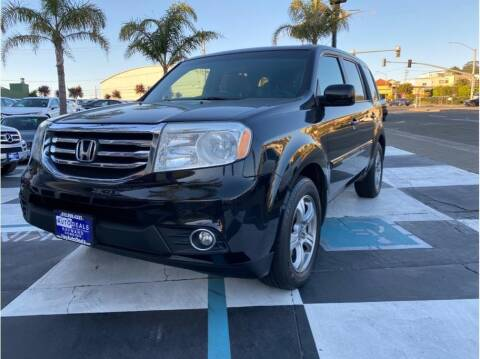 2014 Honda Pilot for sale at AutoDeals in Daly City CA