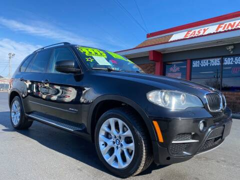 2011 BMW X5 for sale at Premium Motors in Louisville KY