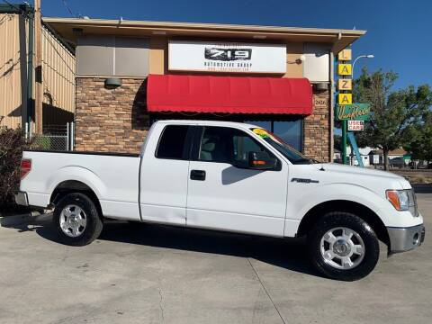 2011 Ford F-150 for sale at 719 Automotive Group in Colorado Springs CO
