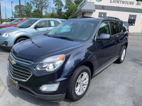 2017 Chevrolet Equinox for sale at Lighthouse Auto Sales in Holland MI