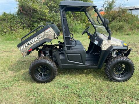 2020 HISUN SECTOR E1 for sale at JENTSCH MOTORS in Hearne TX