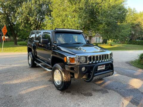 2007 HUMMER H3 for sale at CARWIN MOTORS in Katy TX