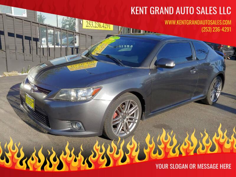 2012 Scion tC for sale at KENT GRAND AUTO SALES LLC in Kent WA